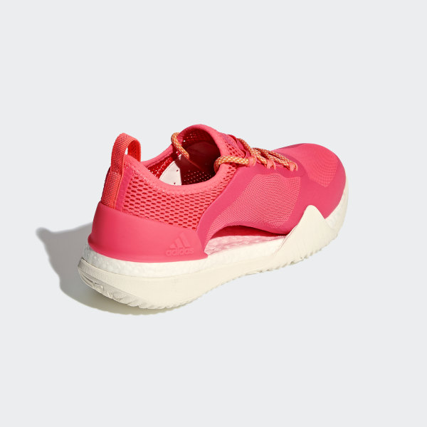 42596f8e48c72 Pureboost X TR 3.0 Shoes Turbo   Core Red   Chalk White AC7553