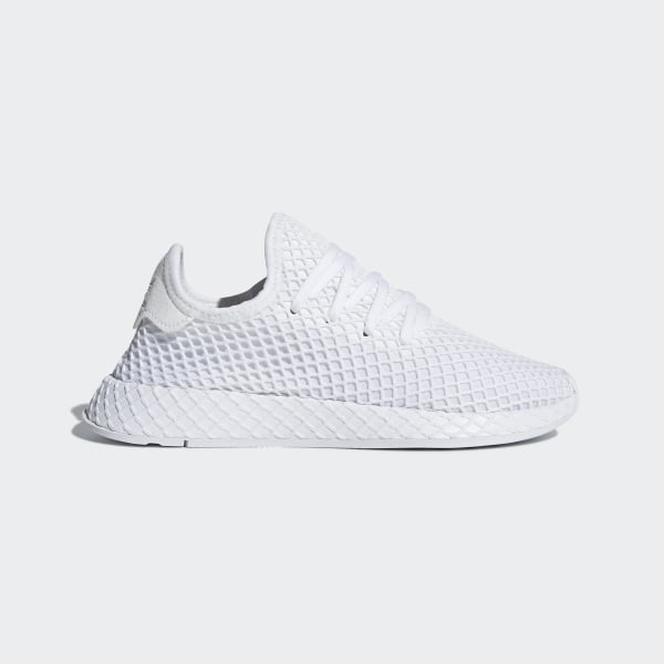 2f4aa93ca adidas Deerupt Runner Shoes - White