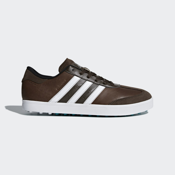 official photos 9f811 cba7a Tenis adicross V Golf Impermeables BROWN FTWR WHITE EQT GREEN S16 F33393