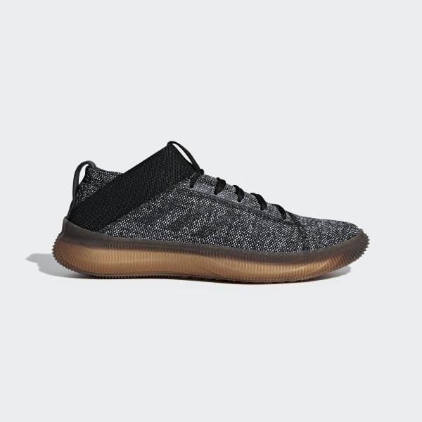 0c164f1cce615 Pureboost Trainer Shoes Core Black   Core Black   Solid Grey BB7211