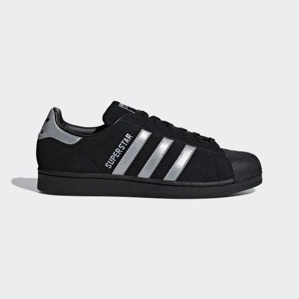 407980fb04 adidas Superstar Shoes - Μαύρο | adidas MLT