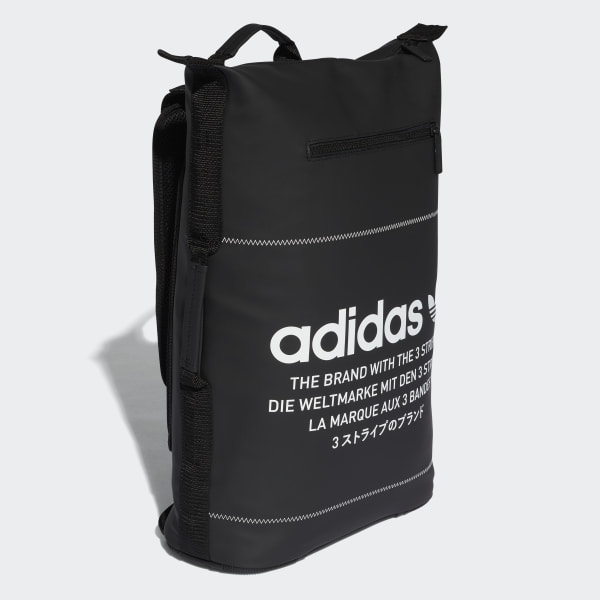 24a4907261 adidas NMD Backpack Black DH3097