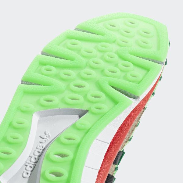 promo code 27993 fa365 Dragonball Z EQT Support Mid ADV Primeknit Shoes Collegiate Green  Core  Black  Bold Gold