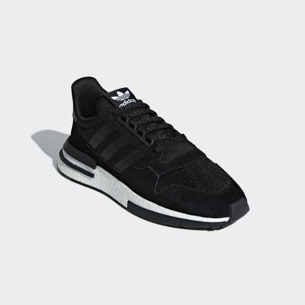 e3a6a565626 ZX 500 RM Shoes Core Black   Ftwr White   Core Black B42227