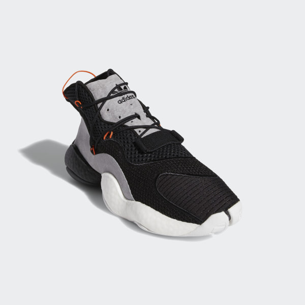 premium selection 95352 cda76 Chaussure Crazy BYW Core BlackOrangeHi-Res Red CQ0993