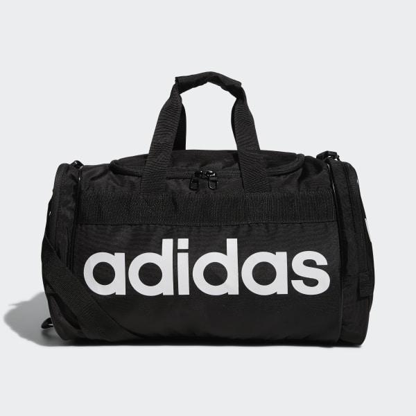 1b45b1e439ac adidas Santiago Duffel Bag - Black