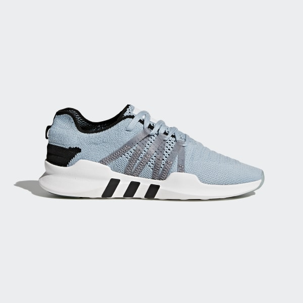 brand new d4798 dcf1a EQT Racing ADV Primeknit Shoes Blue TintGrey ThreeCore Black CQ2240