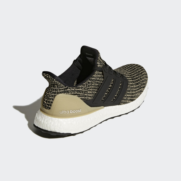 bd209d0aedc Ultraboost Shoes Core Black Core Black Raw Gold BB6170