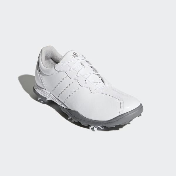 competitive price 7a63c 47252 Adipure DC Skor Ftwr White  Silver Met.  Dark Silver Metallic F33616