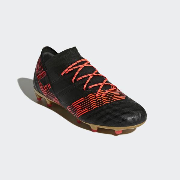 0954915e52a3 Nemeziz 17.2 Firm Ground Boots Core Black   Core Black   Solar Red CP8970