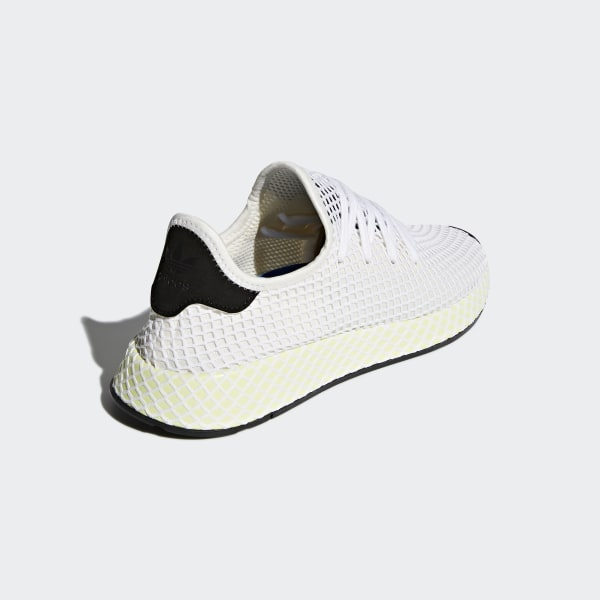 super popular f8e02 77df6 Deerupt Runner Shoes Chalk White  Core Black  Core Black CQ2629
