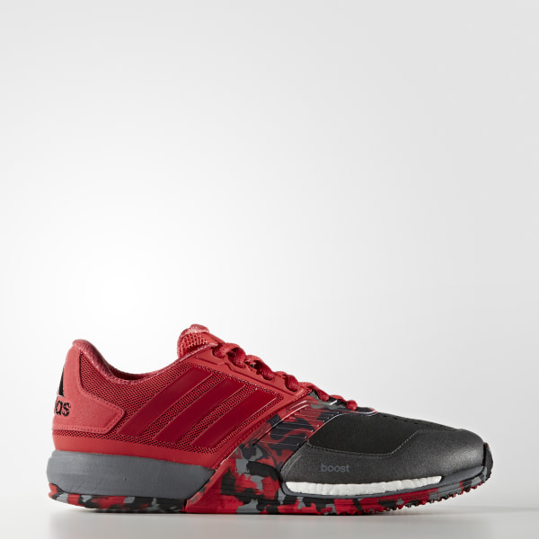 competitive price c6c40 fe446 Zapatillas de Training CrazyTrain Boost RAY RED F16  POWER RED  CORE  BLACK AQ6146