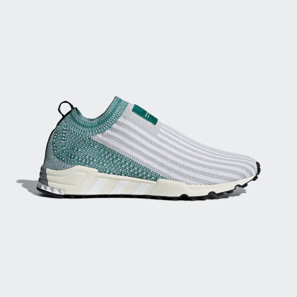 EQT Support SK Primeknit Schuh Grey Two   Ftwr White   Sub Green AQ1032 873e425cba