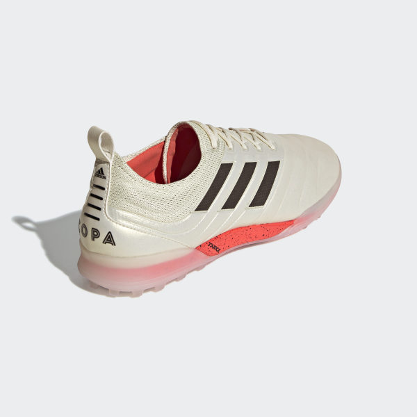 best sneakers 47b3b 00744 Copa 19.1 Turf Shoes Off White  Core Black  Solar Red BC0563