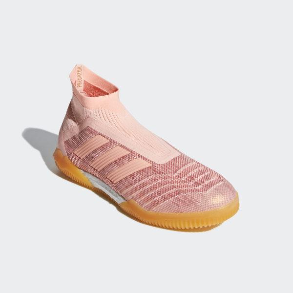 ... Predator Tango 18+ Indoor Shoes Clear Orange Clear Orange Trace Pink  DB2055 nice cheap ce450  adidas ... 40e04438f