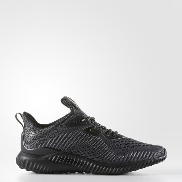 4572d986d4a81 Alphabounce AMS Shoes Core Black   Solid Grey   Cloud White BW1133
