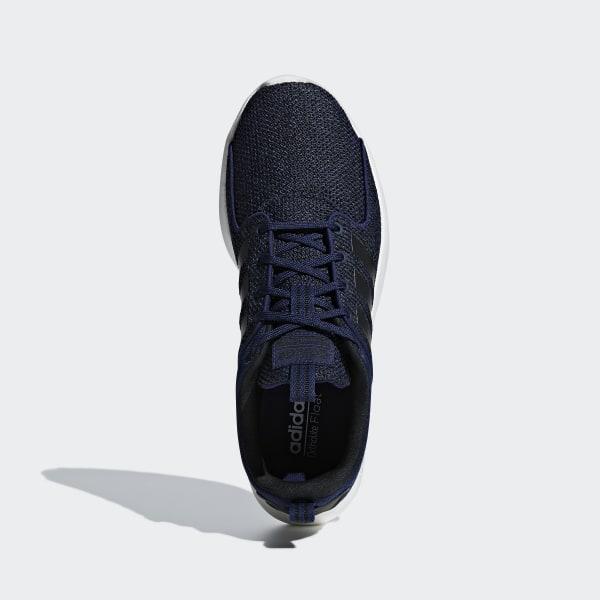 buy popular aee3b fc454 Cloudfoam Lite Racer Shoes dark blue  core black  dark blue B44731