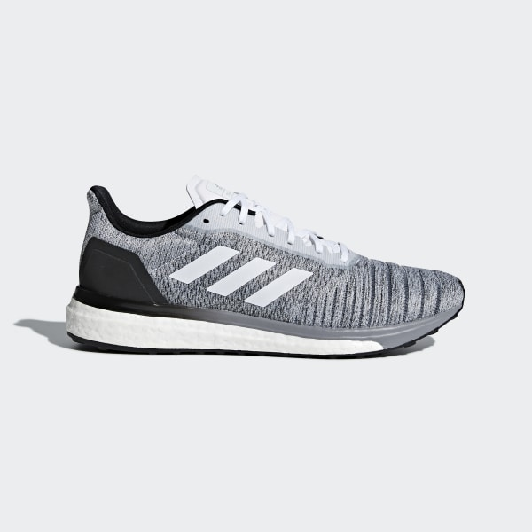 e8b71f8af Solar Drive Shoes Grey   Ftwr White   Core Black AQ0337