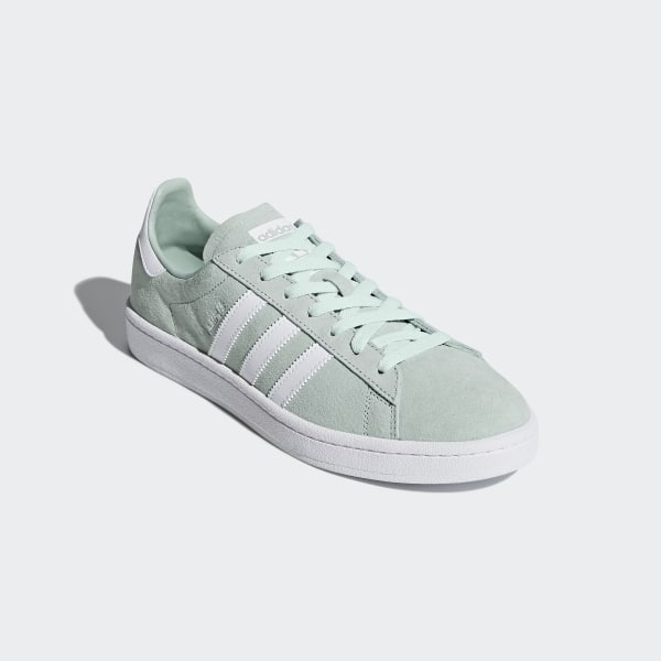 watch b8869 08121 Campus Shoes Ash Green  Cloud White  Cloud White DB0982
