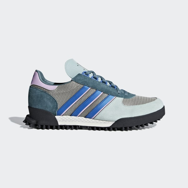 adidas Marathon TR Shoes - Green  52a6419f2