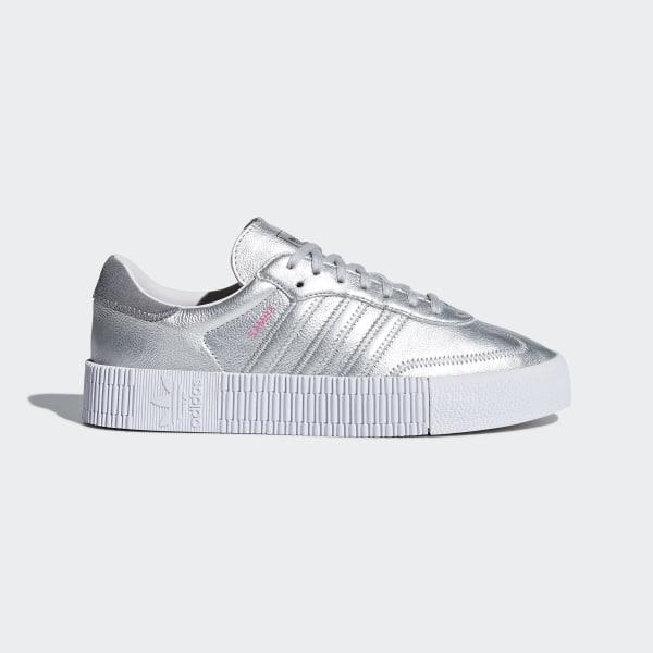 SAMBAROSE Shoes Silver Met.   Silver Met.   Orchid Tint D96769 b5c45e391
