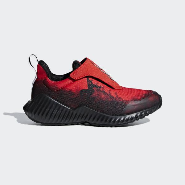 Marvel Spider-Man FortaRun Shoes Active Red   Core Black   Ftwr White D96878 910d14d7d