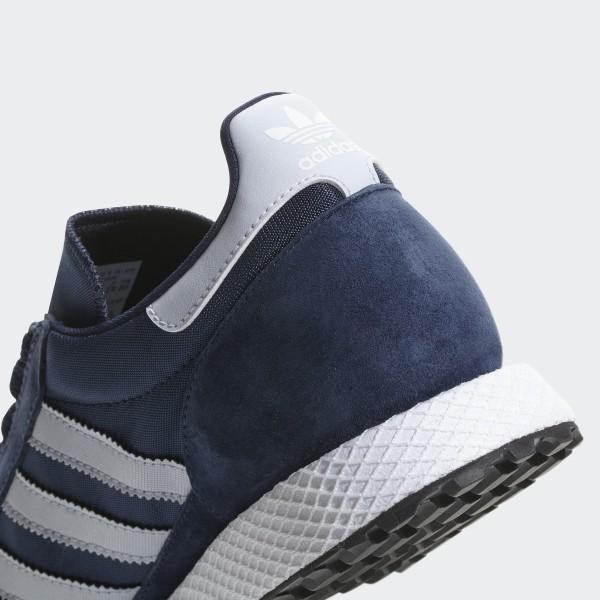 67bd7dfd412c Forest Grove Shoes Collegiate Navy   Aero Blue   Core Black D96630