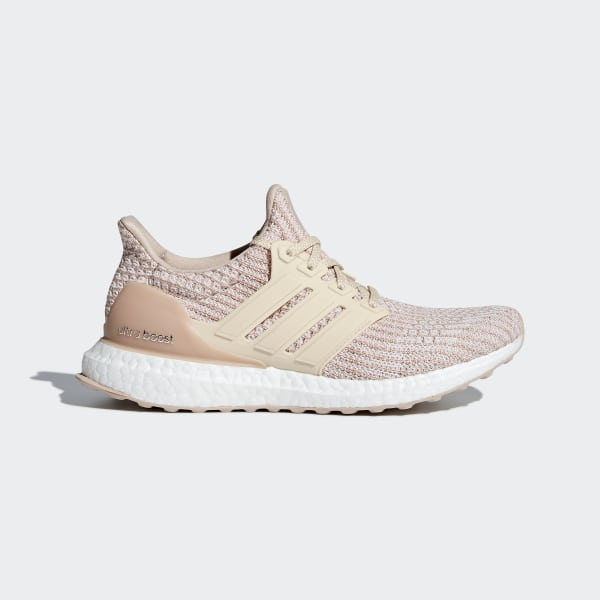 brand new a417f 5429e Tenis Ultraboost ASH PEARL S18 LINEN CLEAR ORANGE BB6497
