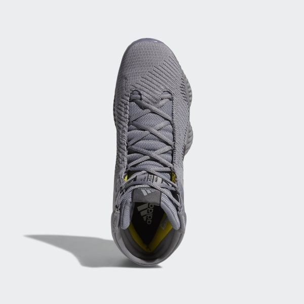 3f5fcef6a37c Pro Bounce 2018 Shoes Grey Three   Gold Met.   Core Black AH2656