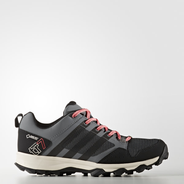 check out 5241f 1df0f Kanadia 7 Trail GTX Skor Vista Grey   Core Black   Super Blush S80302