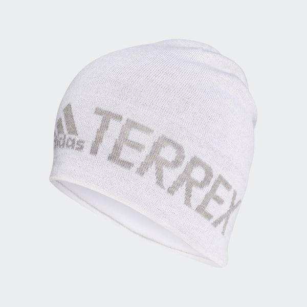 Gorro adidas TERREX Logo White   Medium Grey Heather   Medium Grey Heather  CY6078 4b9daf400f9
