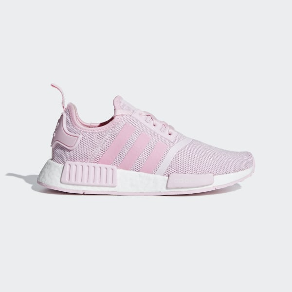 45040b79a NMD R1 Shoes Clear Pink   Light Pink   Cloud White G27687