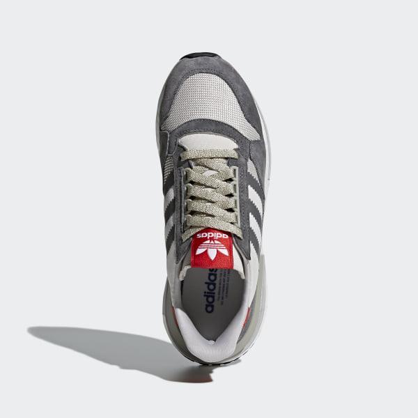 official photos 2275c c3f9a ZX 500 RM Shoes Grey Four   Cloud White   Scarlet B42204