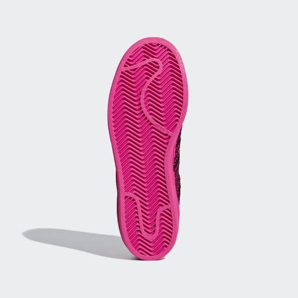 2869f9387d2 Superstar Shoes Shock Pink   Shock Pink   Collegiate Purple BD8054