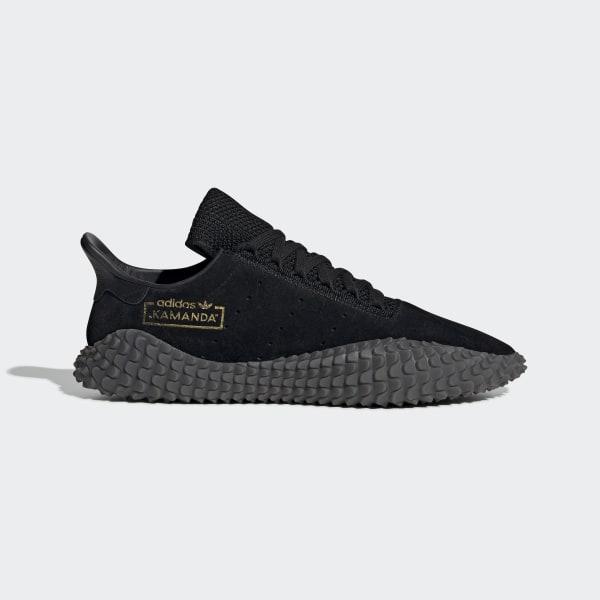 a7f64d6d3fb4 Kamanda 01 Shoes Core Black   Core Black   Carbon BD7903