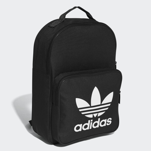 faeb3a260799 adidas Trefoil Backpack - Black