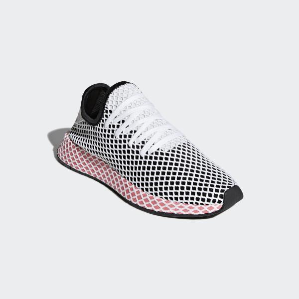 new style e8a41 d5c92 Scarpe Deerupt Runner Core Black   Core Black   Chalk Pink CQ2909