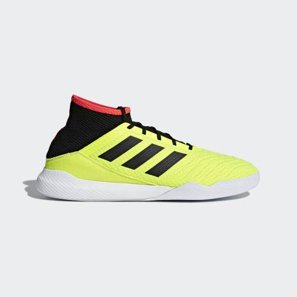 separation shoes 01756 0fcd4 Calzado de Fútbol Predator Tango 18.3 SOLAR YELLOW CORE BLACK SOLAR RED  DB2300