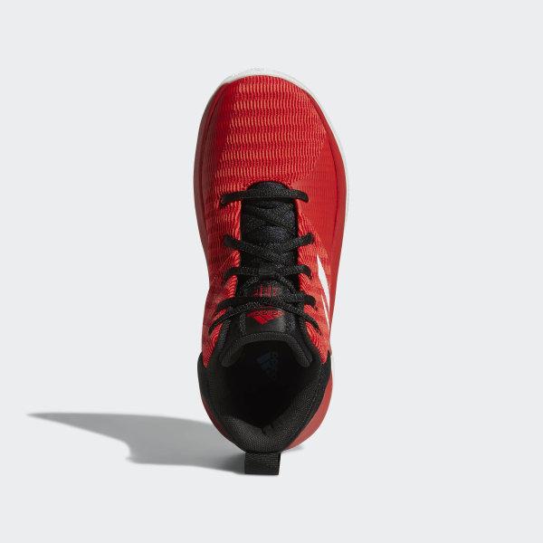 a12abb9c4659c6 Pro Elevate Shoes Scarlet   Cloud White   Core Black AC7628