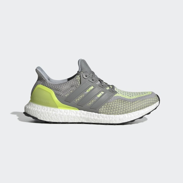 54bb1144855f7 Ultraboost All Terrain Ltd Shoes Charcoal Solid Grey   Charcoal Solid Grey    Solar Yellow BB4145