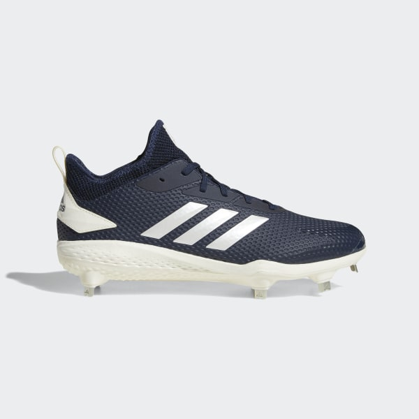 reputable site d8d2d 08850 Adizero Afterburner V Cleats Collegiate Navy  Running White  Core Black  CG5213