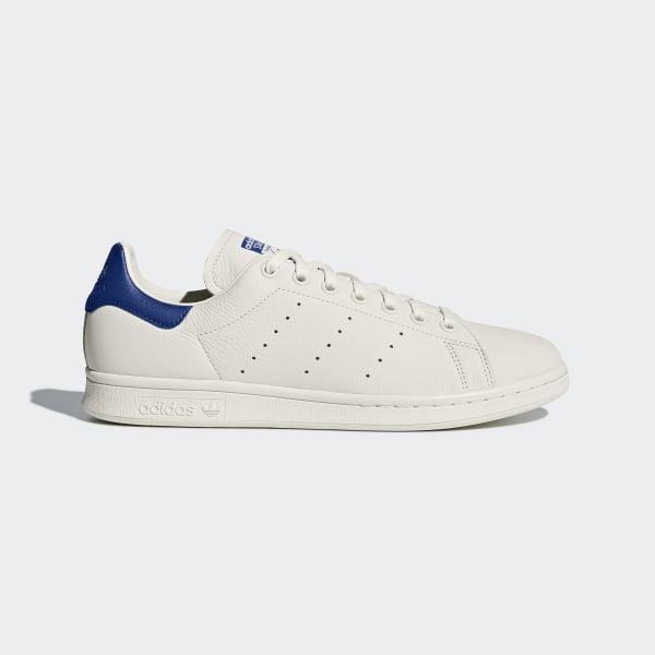 7c4c931d11d Stan Smith Shoes Beige   Chalk White   Collegiate Royal B37899