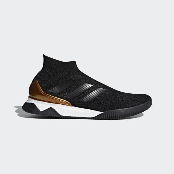 separation shoes 51ea3 3eb6a Chaussure Predator Tango 18+ Core Black  Core Black  Solar Red CM7685