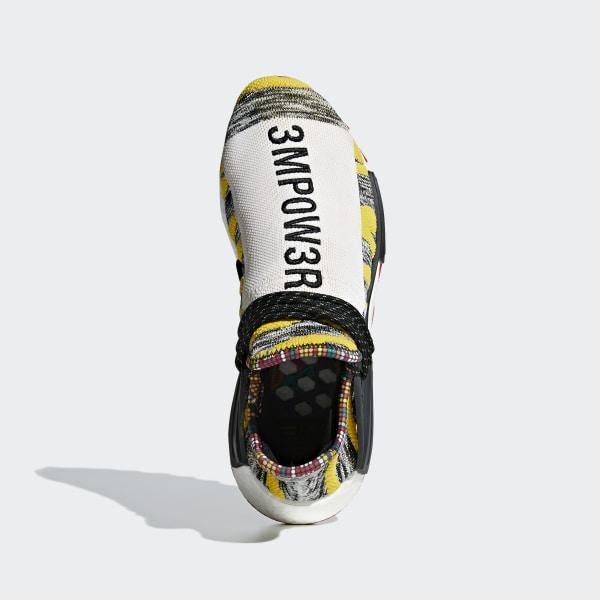 b4d601753495d Pharrell Williams SOLARHU NMD Shoes Multicolor   Core Black   Red BB9527