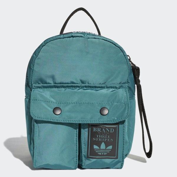 adidas Mini Classic Backpack X-Small - Green  452c2761f5a6f