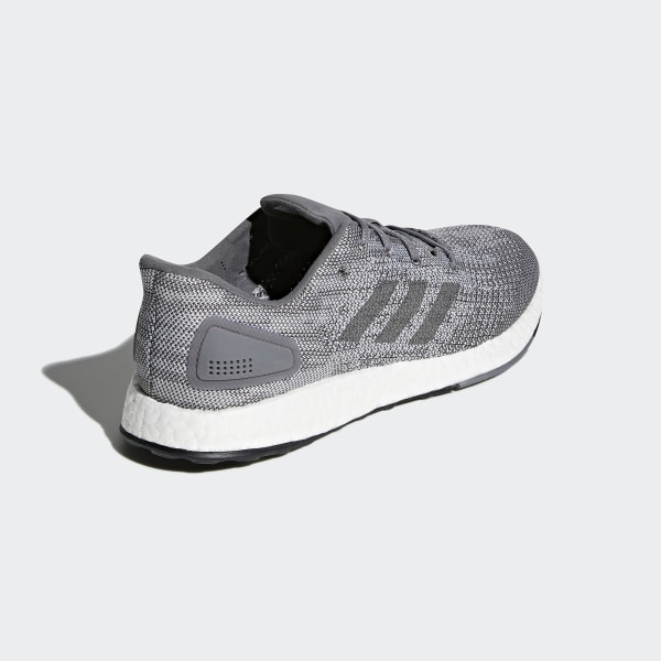 new product 6c304 5c3f2 Pureboost DPR Shoes Grey  Grey  Grey BB6290