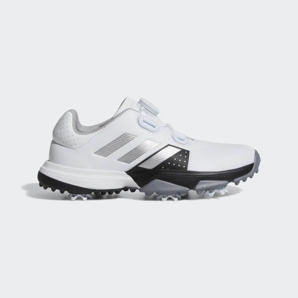 cab8f119d Adipower Boa Shoes Cloud White   Silver Metallic   Core Black F33535