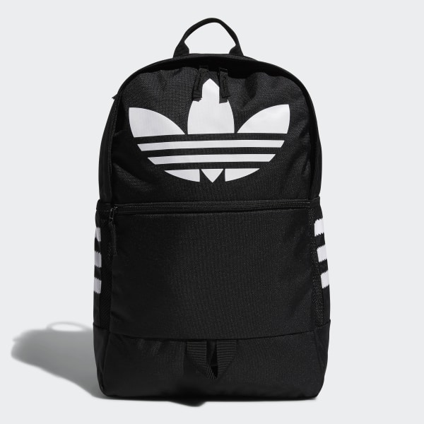 adidas Trefoil Backpack - Black  7e3c7c3e782ad