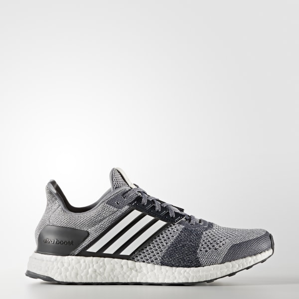 a97f6f409d013 Tenis Ultra Boost ST GREY FTWR WHITE CORE RED BA7839