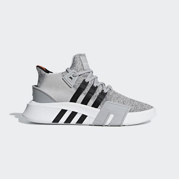 69992e1000d5 EQT Bask ADV Shoes Grey Two   Core Black   Cloud White B37516